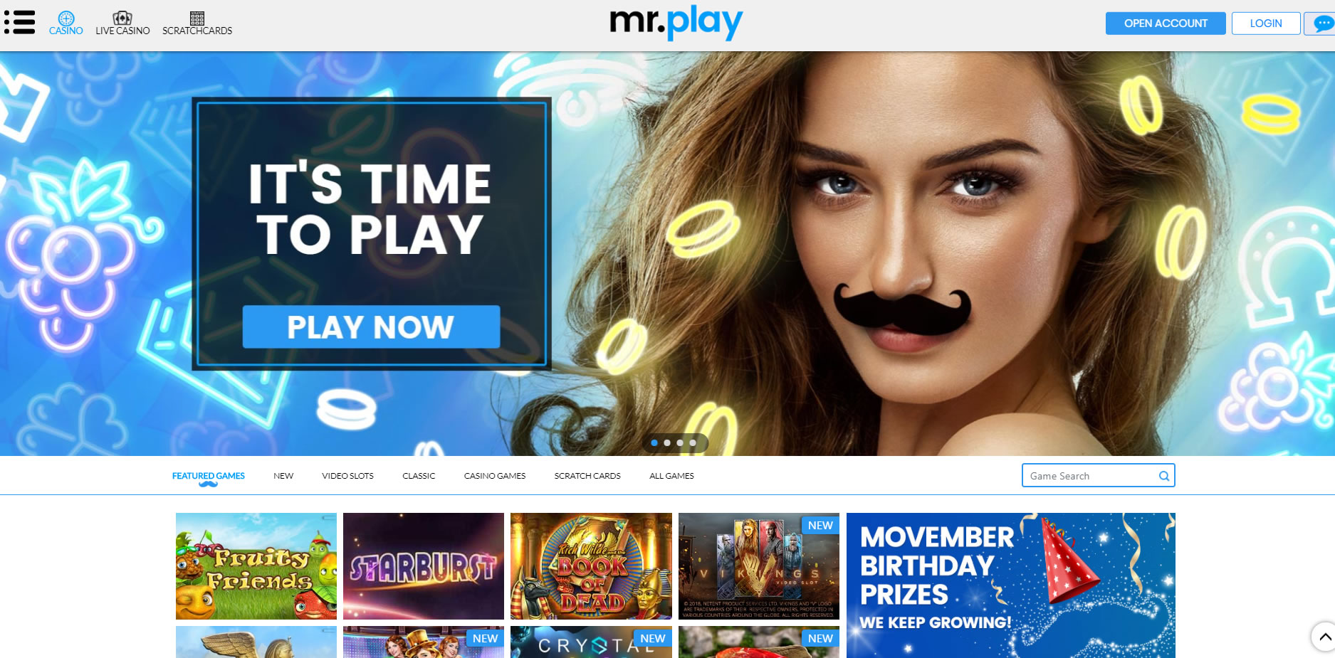 mrplay casino review